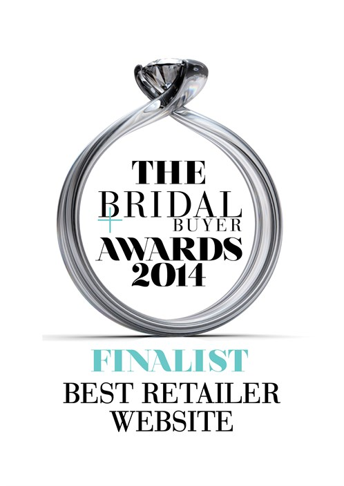 Best Bridal Logos Finalist Retailer Website